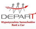 Wypożyczalnia samochodów Depart sp. z o.o.